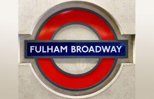 Fulham Broadway tube station