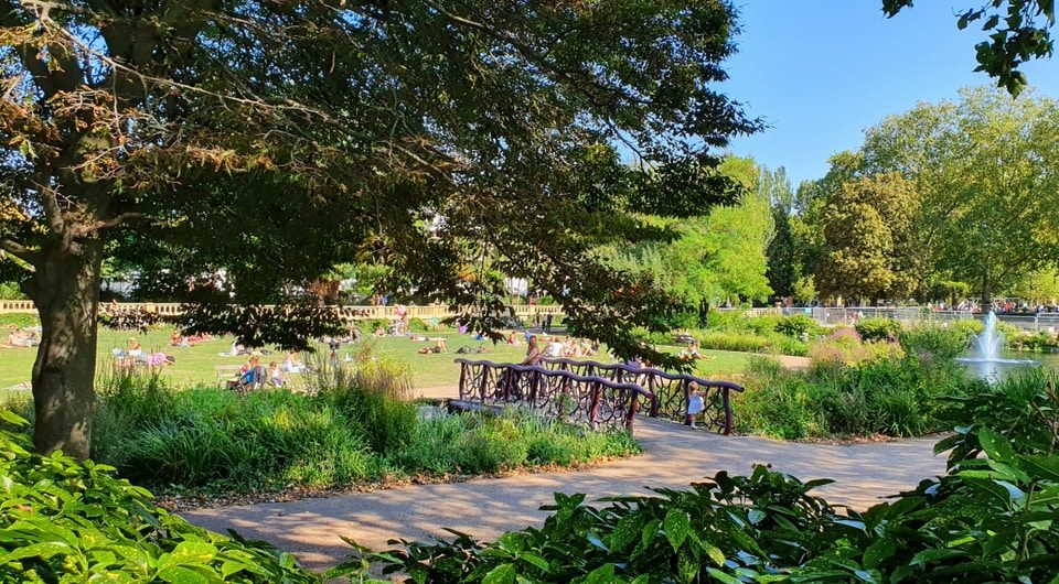 Fulham Area Guide: Parks in Fulham