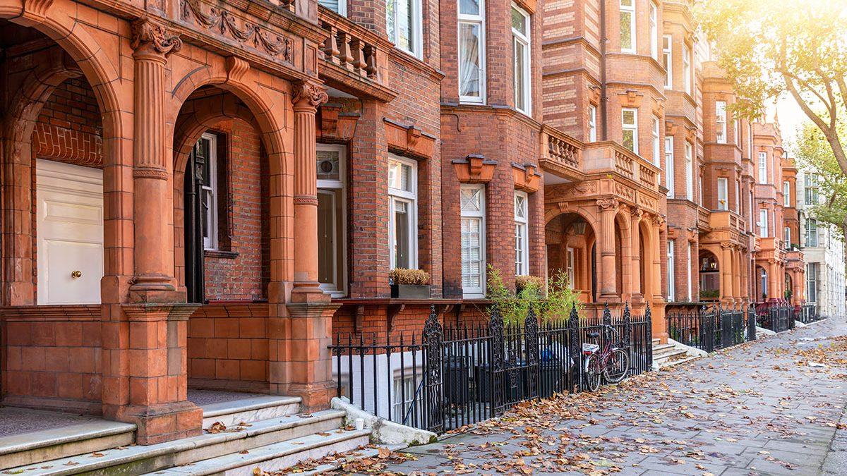 Property price trends, houses in Kensington & Chelsea