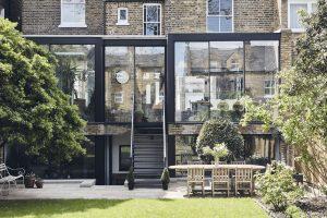beautiful home in London. Clapham & Battersea Property Market